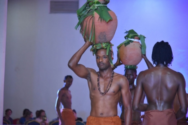 Modernity Blends With Culture At Fashion Show